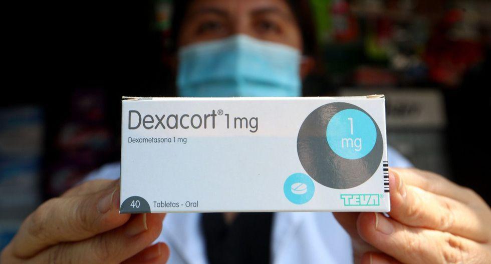 La dexametasona es un fármaco bastante conocido y que se emplea desde hace décadas. (Foto: Alessandro Currarino)