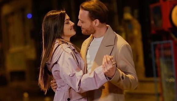 Telenovela turca se ha convertido en una de las favoritas del público. (Foto: Love is in the air Spain / Instagram)