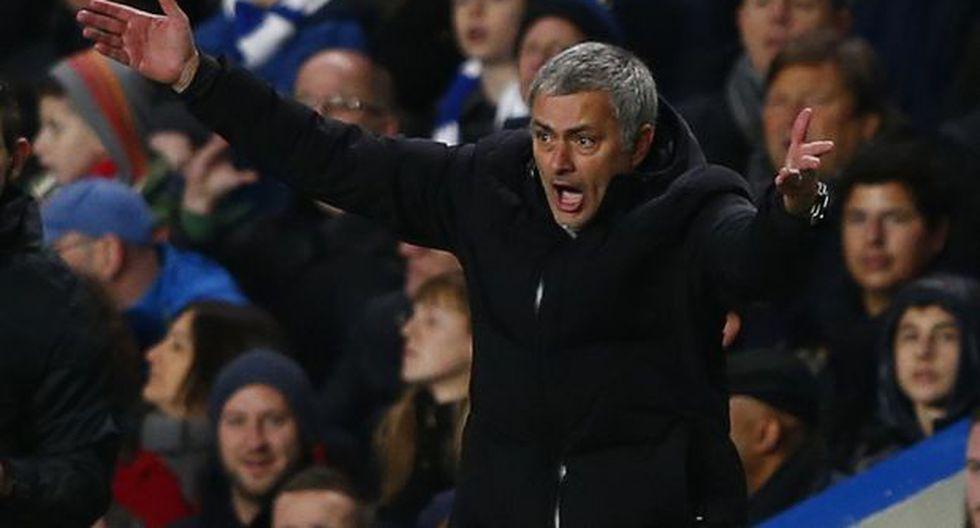 "Mourinho sobre el liderato del Manchester City: ""Tiene suerte"""