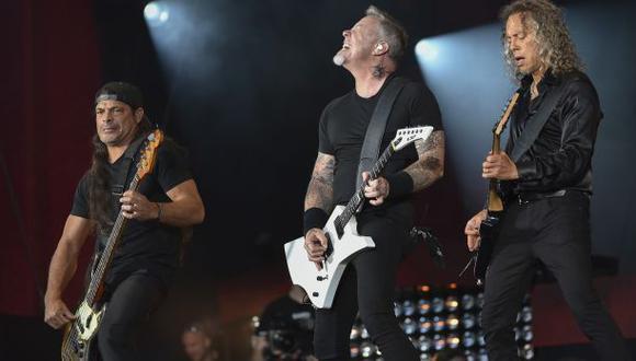 Metallica sorprendió así a clientes de un supermercado [VIDEO]