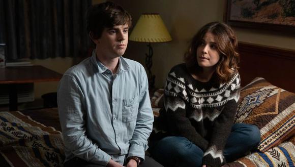 La temporada cuatro empieza con la relación amorosa de Lea y Shaun que se pone a prueba porque deben separarse. (Foto: ABC)