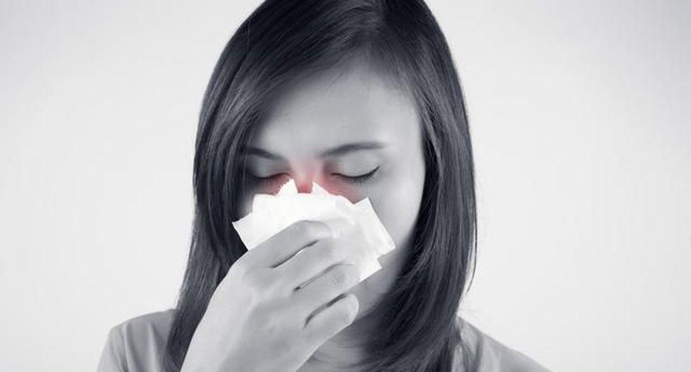 Los pólipos nasales son neoplasias no cancerosas que tienden a aparecer con mayor frecuencia en aquella zona donde los senos paranasales. (Foto: Shutterstock)