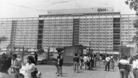 Hasta 1999, EsSalud se llamaba Instituto Peruano de Seguridad Social (IPSS). El hospital Rebagliati es parte de esa red desde su nacimiento, en 1958. (Foto: Archivo Prensmart)