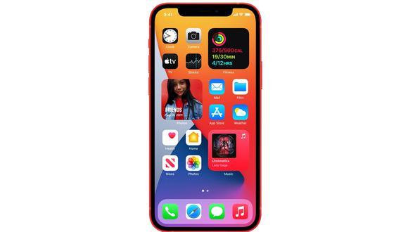 ¿Te has comprado un iPhone 12? Conoce todas las configuraciones y trucos que debes realizar. (Foto: Apple)