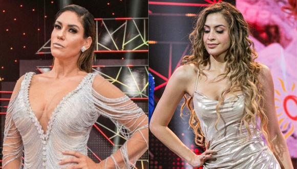"""Tilsa Lozano envió mensaje a Milett Figueroa tras sus declaraciones en """"El artista del año"""". (Foto: GV Producciones)"""