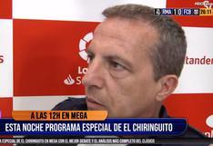 El Chiringuito Inside fue una locura: así gritaron los goles del Real Madrid ante Barcelona en el programa español [VIDEO]