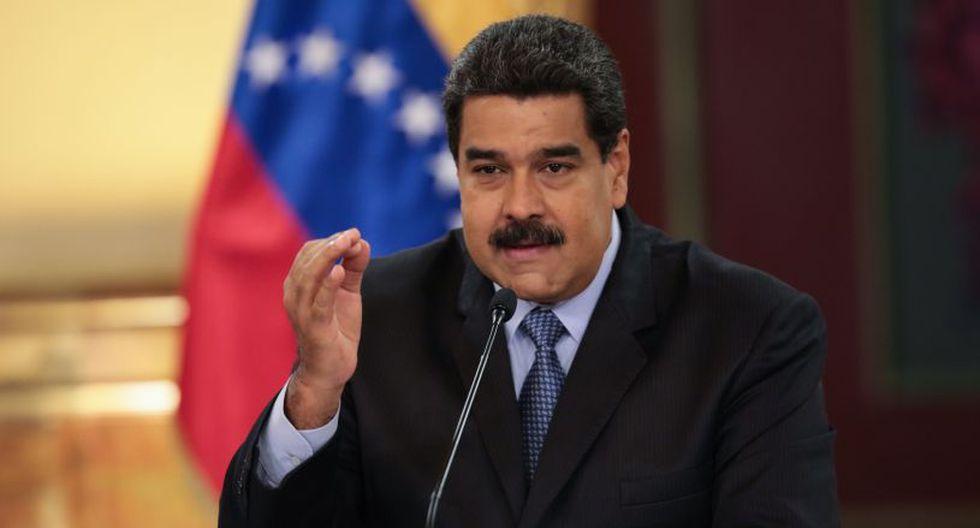 El 4 de agosto, Nicolás Maduro interrumpió un acto con la Guardia Nacional Bolivariana luego de que varios drones con cargas explosivas detonaran en las cercanías de la tarima presidencial. (Foto: EFE)