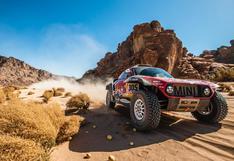 Dakar 2020: Carlos Sainz, primero en la general al ganar la tercera etapa a orillas del Mar Rojo