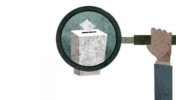 """""""La distorsión de las preferencias electorales es significativa en algunos casos, si nos guiamos por una idea convencional del espectro ideológico""""."""