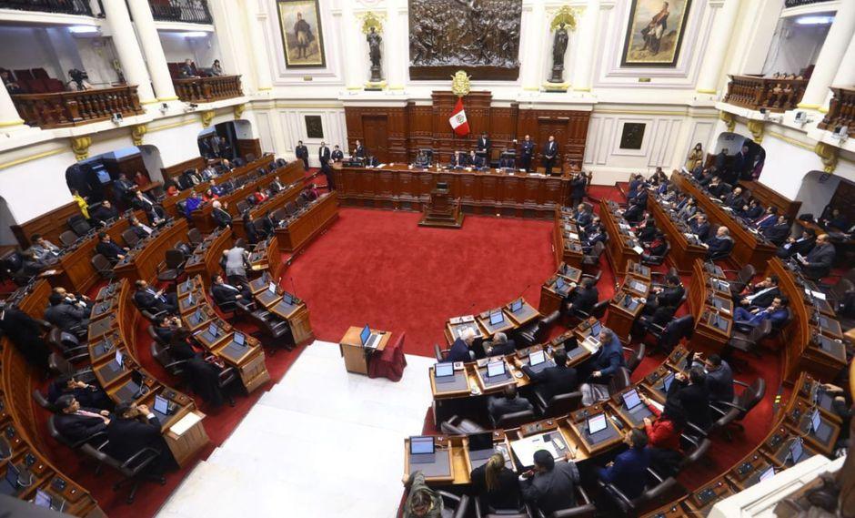 Las bancadas de Contigo y Alianza para el Progreso han defendido el proceso de elección de candidatos al TC. (Foto: Difusión)