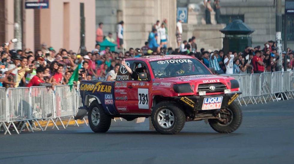 Fórmula 1: Revive la exhibición de Carlos Sainz Jr. en Lima - 17