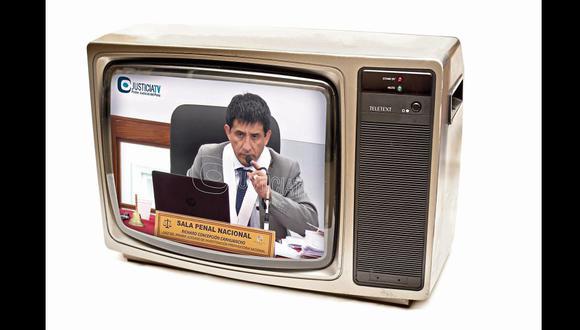 La emisión de las audiencias de Fujimori trajo a Justicia TV un gran número de televidentes