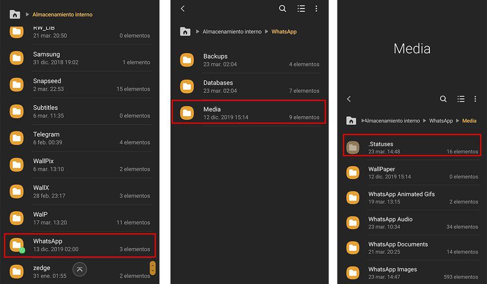 Conoce los pasos para poder descargar los estados de WhatsApp de todos tus amigos. (Foto: WhatsApp)