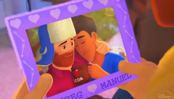 """""""Salir"""" sigue la vida de Greg, un joven gay que convive con su pareja, manteniéndose en la encrucijada de contarle a sus padres sobre su orientación sexual. (Foto: Difusión)"""