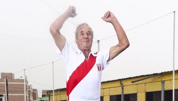Enrique Casaretto dejó de existir, se fue con el honor de haber anotado dos goles en el triunfo 3-1 contra Brasil en la Copa América 1975. (Foto: GEC)