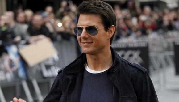 "Tom Cruise, protagonista de ""Top Gun: Maverick"". (Foto: EFE)"