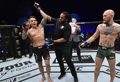 Conor McGregor aseguró que tiene en sus manos una tercera pelea contra Dustin Poirier en UFC