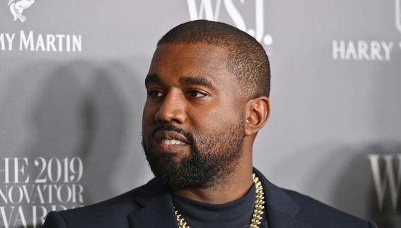 Kanye West figura como candidato presidencial en el estado de Mississippi. (Foto: Angela Weiss / AFP).