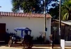 Ucayali: desconocidos lanzan granada a casa del alcalde de Yarinacocha | VIDEO