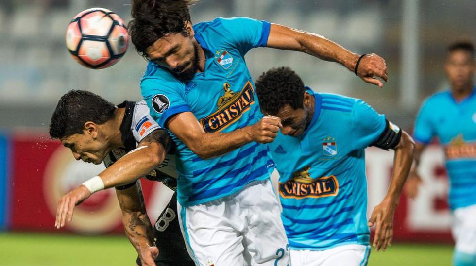 Sporting Cristal: las postales del disputado duelo ante Santos - 1