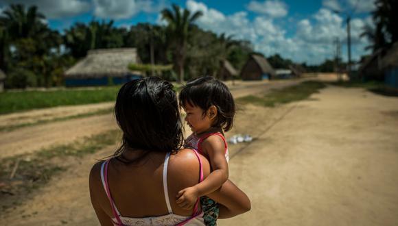"""El estudio presentado por Unicef Perú concluye que el tema del cuidado para evitar un embarazo """"recae íntegramente en la mujer"""". (Foto: Unicef Perú)"""
