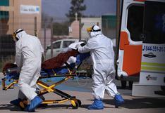 México registra 857 muertes y 7.829 contagios por coronavirus en un día
