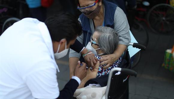 Coronavirus en México | Últimas noticias | Último minuto: reporte de infectados y muertos por COVID-19 hoy, miércoles 31 de marzo del 2021. (Foto:  EFE/ Sáshenka Gutiérrez).