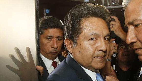 Ramos Heredia respondió durante casi 5 horas a Comisión Áncash