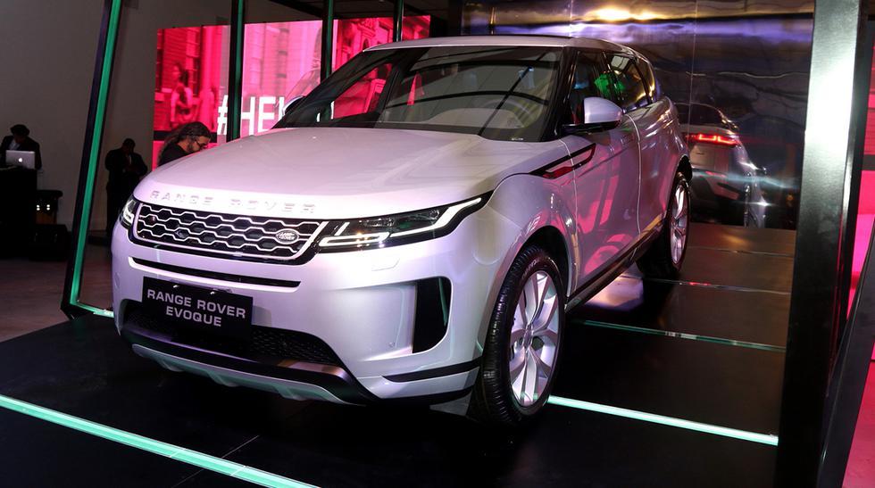 La nueva Range Rover Evoque 2020 llega al Perú con un precio base de US$ 69.990. (Fotos: Land Rover).