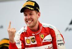 Fórmula 1: Sebastian Vettel es el piloto más rentable, según Forbes