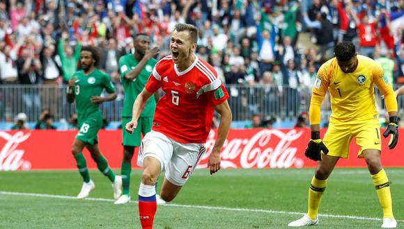 Rusia vs. Arabia Saudita EN DIRECTO EN VIVO: juegan en el primer partido del Mundial 2018. (Foto: Reuters)