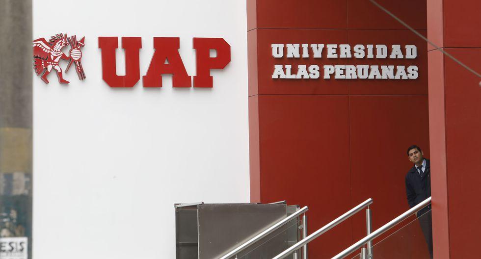 Según indicó la Sunedu en un comunicado, la Universidad Alas Peruanas (UAP) no cumplió ninguna de las ocho condiciones de calidad básicas que exige la entidad. (Foto: Archivo).