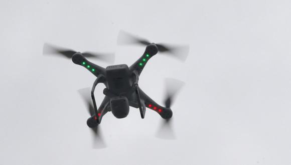 Un drone ayudará a los robots a aterrizar en Marte