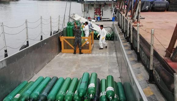 La planta producirá 400 metros cúbicos diarios de oxígeno medicinal. (Foto: Gore Loreto)