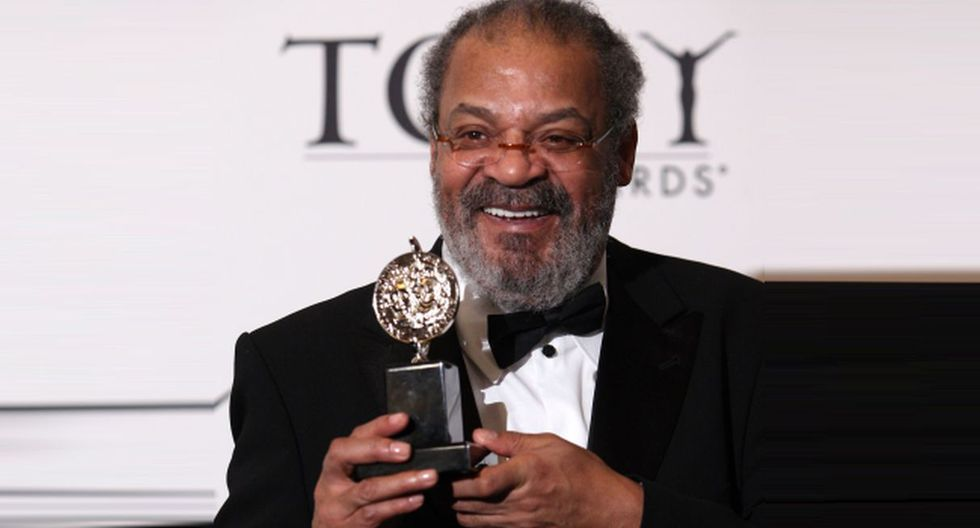 """En 2009 ganó un premio Tony reconociendo por """"Joe Turner's Come and Gone"""". (Foto: AFP)"""