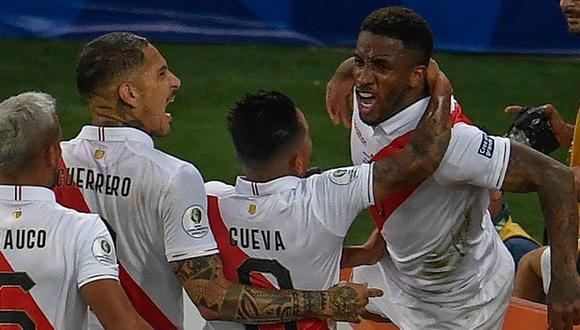 Perú venció 3-1 a Bolivia con goles de Guerrero, Garfán y Flores y suma cuatro puntos en la Copa América 2019.