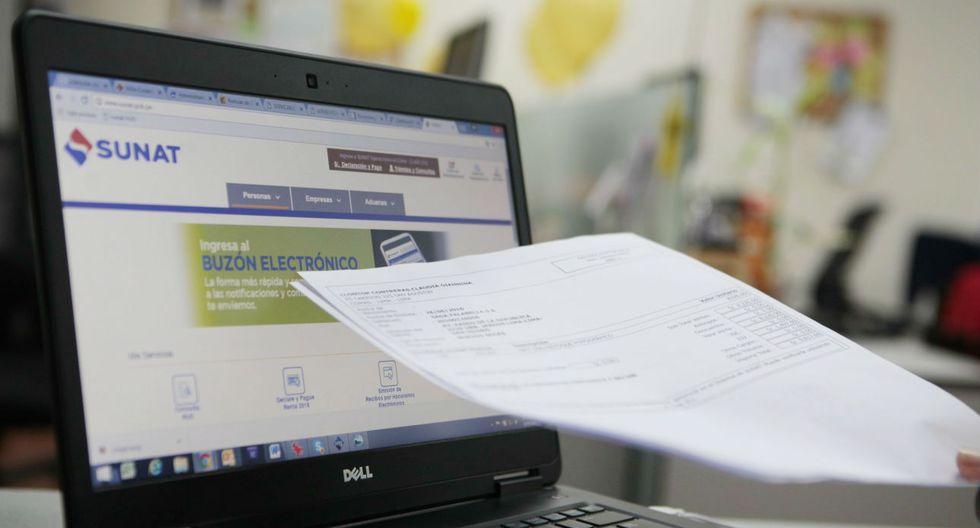 El usuario, según la Sunat, podrá solicitar el pago de la devolución mediante tres modalidades: abono en cuenta, orden de pago financiera y cheque.