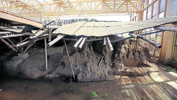 El Niño costero: el daño al patrimonio es moderado hasta ahora
