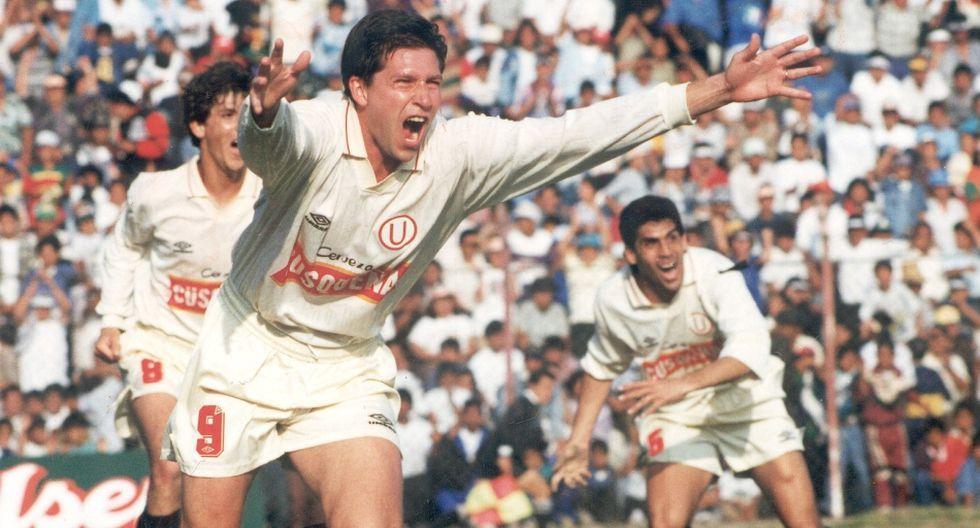 Los delanteros extranjeros que la rompieron en el Perú - 6