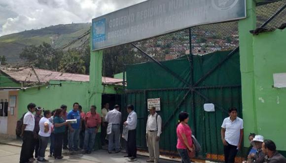 Huánuco: fiscalía interviene sede del GORE por presunto direccionamiento de plazas