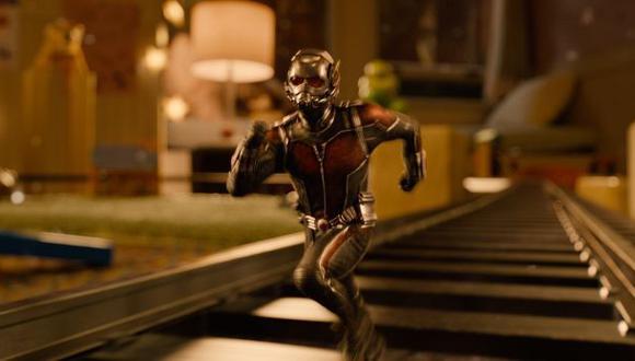 """""""Ant-Man"""" sigue liderando taquilla en los Estados Unidos"""
