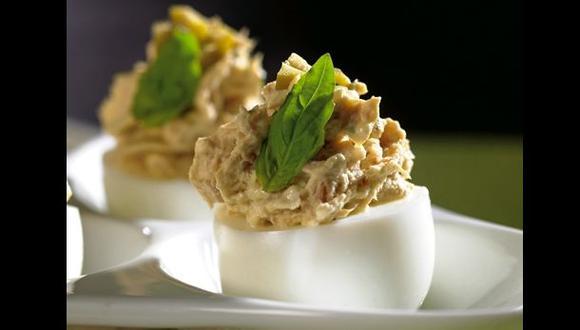 Prueba estas cinco deliciosas recetas con huevo