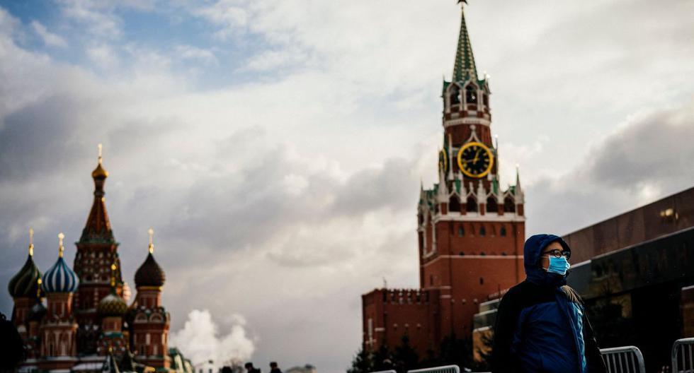 Moscú ha restringido el cruce de la frontera con China y suspendido las conexiones directas por tren y avión. (AFP).