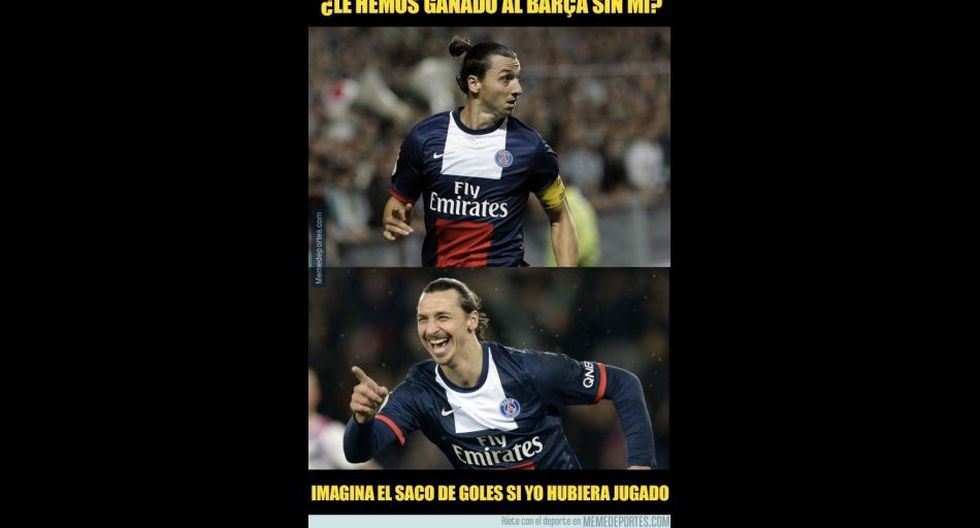 La caída del Barcelona ante PSG fue el centro de estos memes - 9
