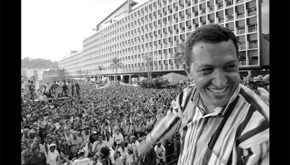 Así ocurrió:En 1998 Hugo Chávez gana elecciones presidenciales