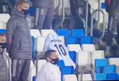 Real Madrid vs. Alavés: emotivo homenaje a Maradona en el estadio Alfredo Di Stéfano | VIDEO