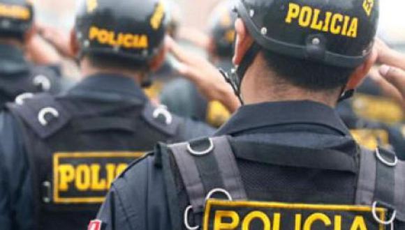 Los policías están redoblando esfuerzos para que los peruanos entiendan que el coronavirus no es un juego. (Foto: Andina)