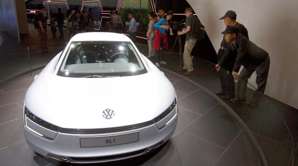 Los carros de firmas chinas y otras en el Salón de Pekín 2014 - 2
