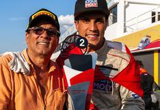 Piloto peruano 'Riflo' Flores logró subcampeonato de la Porsche GT3 Cup en Argentina | FOTOS