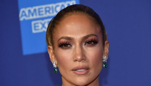 Jennifer Lopez. (Foto: AFP)
